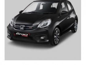 Honda New Brio RS CVT Special Edition