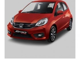 Honda New Brio RS