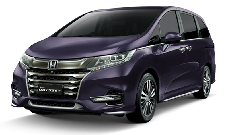 Honda All New Odyssey (1)