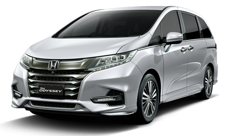 Honda All New Odyssey 24L Prestige